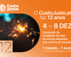 12 anos CustoJusto