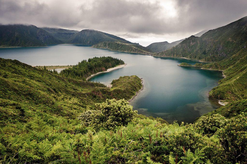 Lagoa do Fogo, São Miguel, Açores