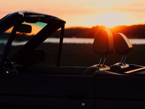 Automóvel cabrio